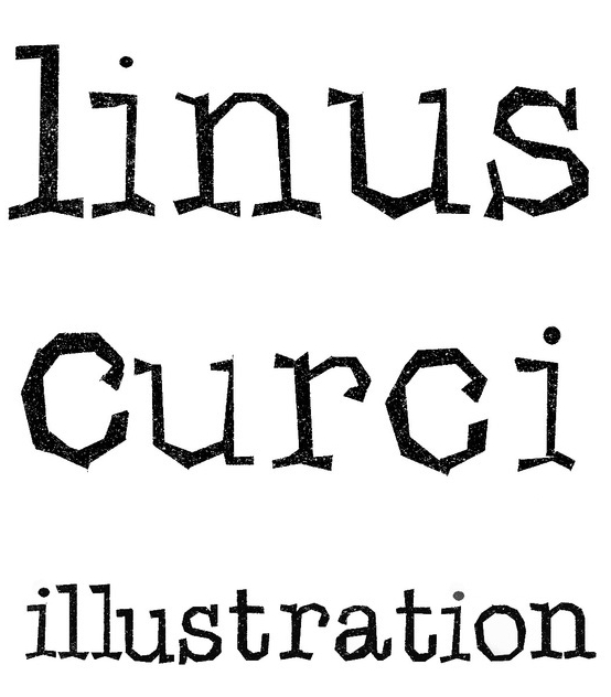 Linus Curci Illustration