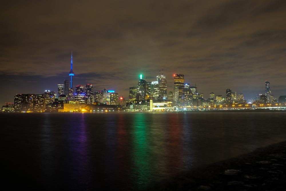 Toronto's Beautiful Colours