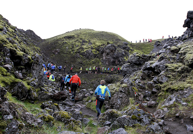 Laugavegur Marathon's first 20km are the toughest