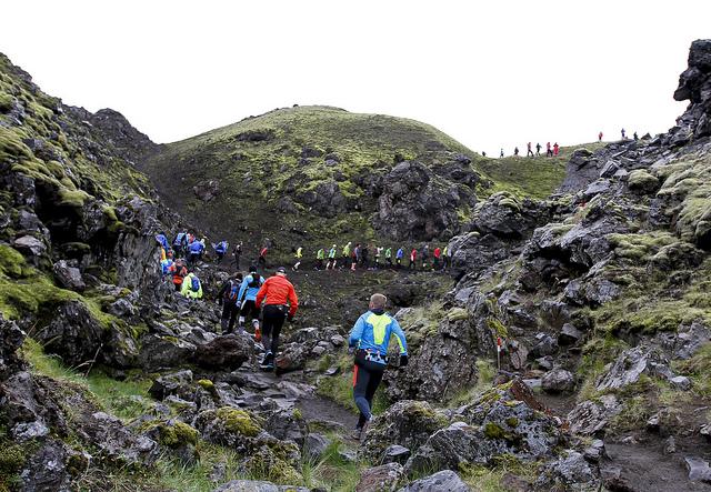 Laugavegur Marathon's first 20km are the toughest