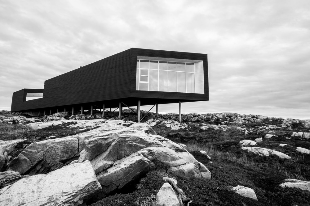 Long Studio, Fogo Island Inn.