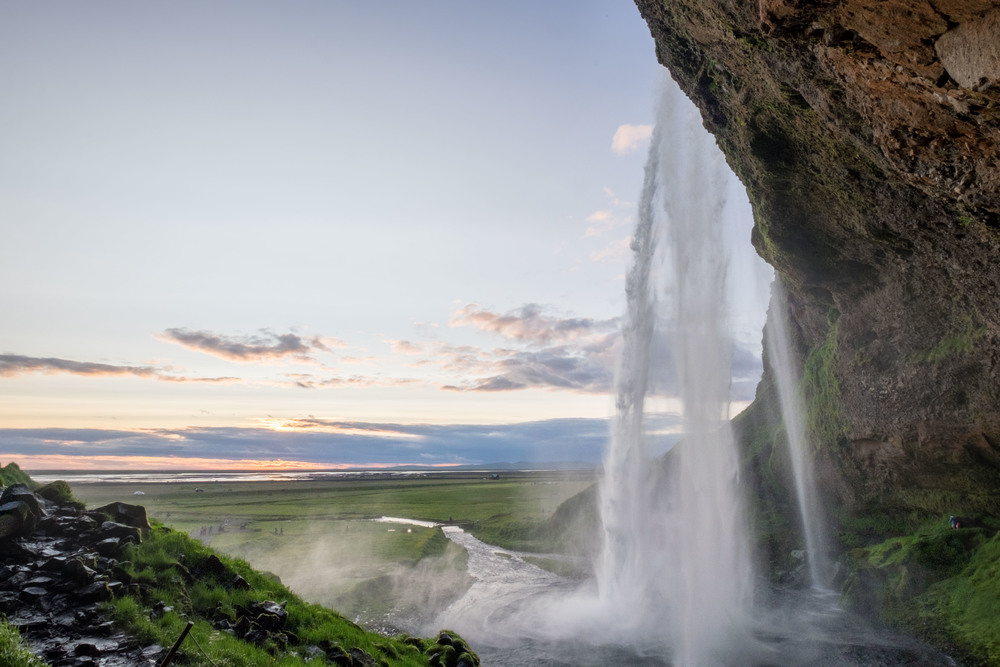 Seljalandsfoss Golden Hour