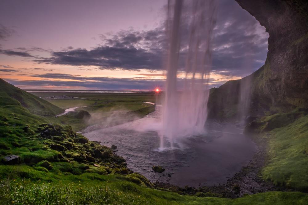 Seljalandsfoss Sunset - Pictorial 1.jpg