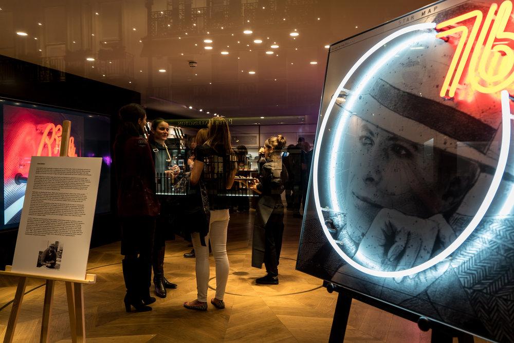 Louis Sidoli Neon Art: Aston Martin Neon Icons - 7