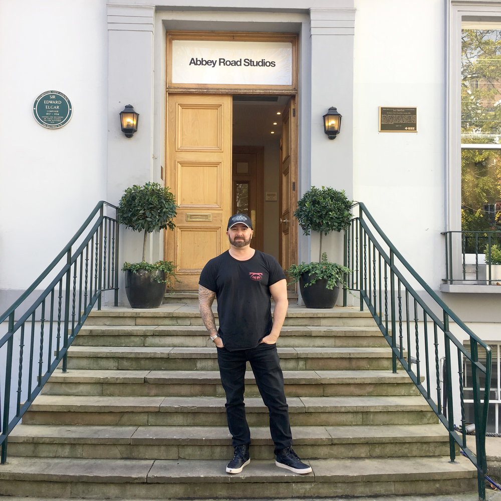 'Sound + Vision' Cancer Research auction - Abbey Road Studios. -