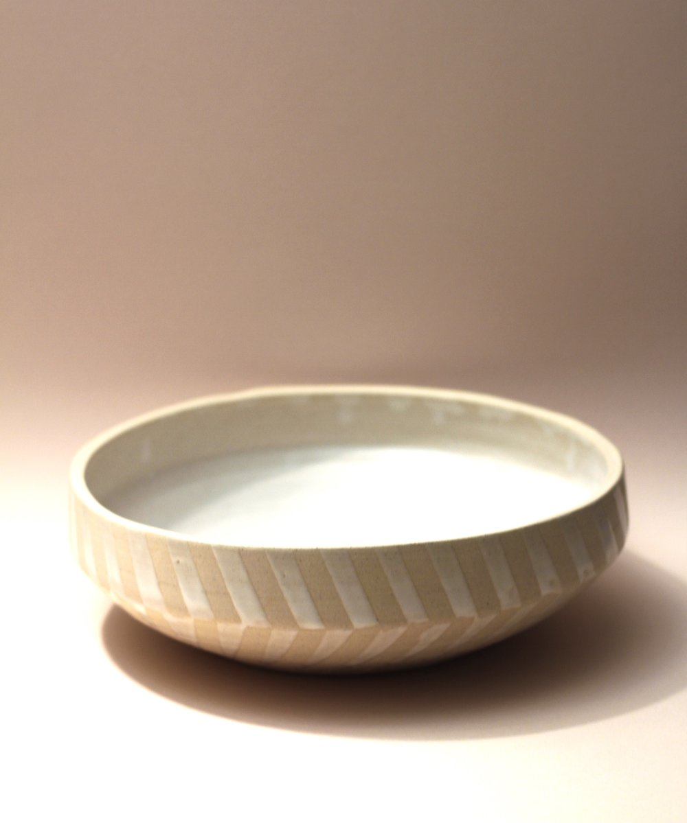Braided Bowl Serving