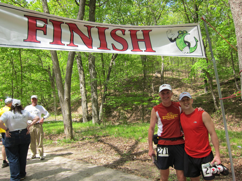 Double Chubb 50k – Race Report