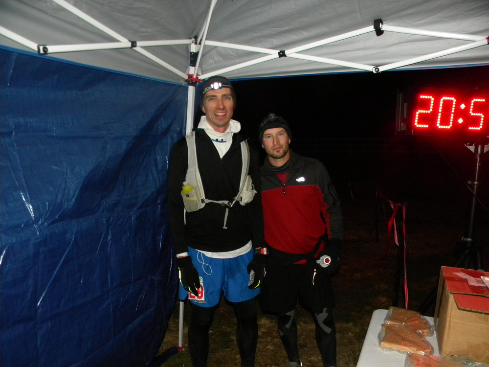Pacing the Ozark Trail 100