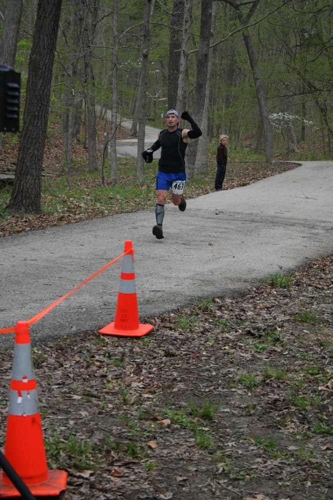 Race Report - Double Chubb 50k
