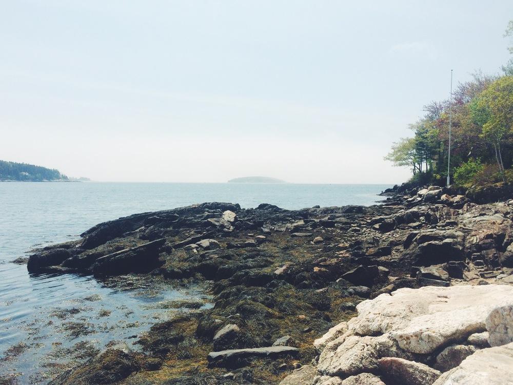 Boothbay Harbor, Maine.