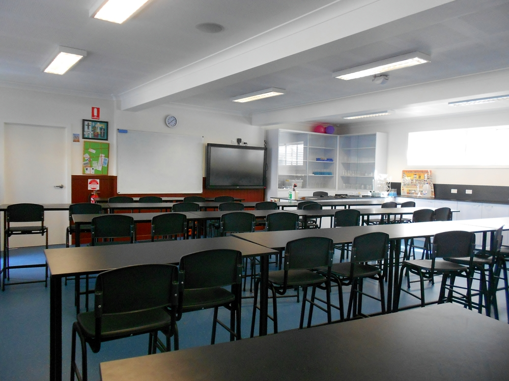 Facilities Geared for Learning