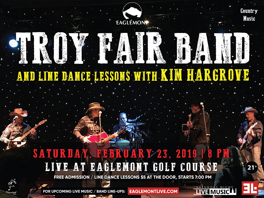 Troy Fair Band - Live at Eaglemont — Fireweed Terrace