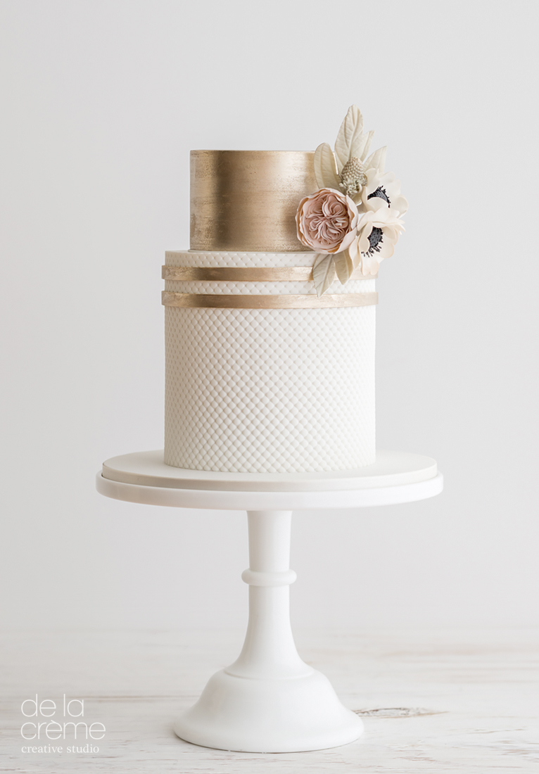 Wedding Cakes De La Creme Creative Studio