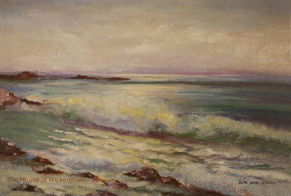 """""""The Sea""""    #ER026"""