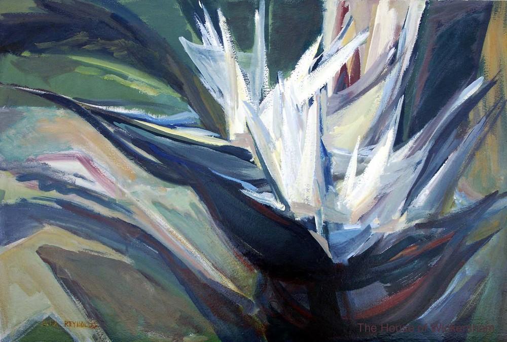 """Bird of Paradise #2""     #ER002"