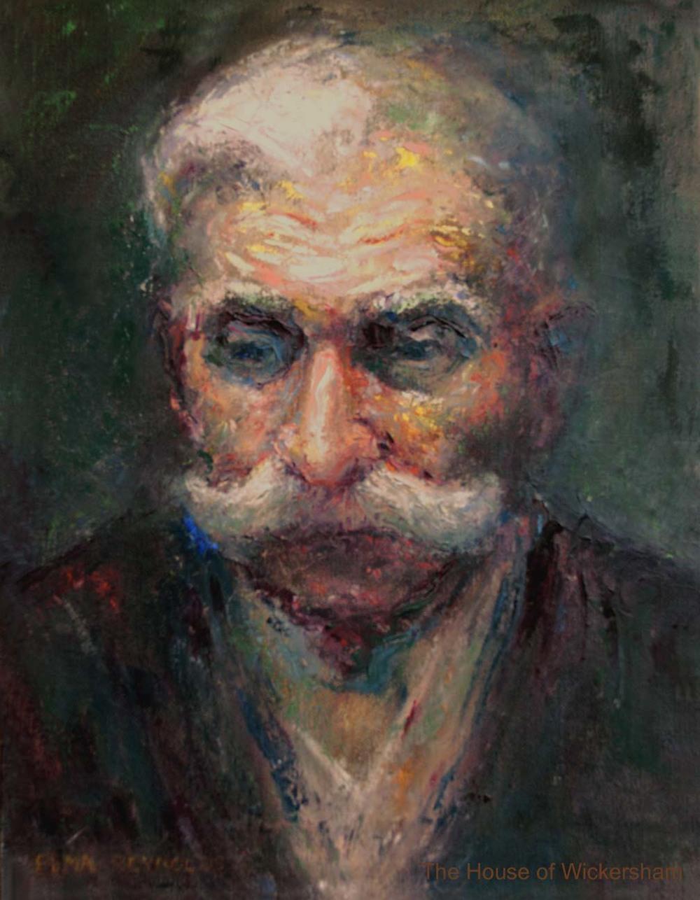 """""""Old Man""""     #ER047"""