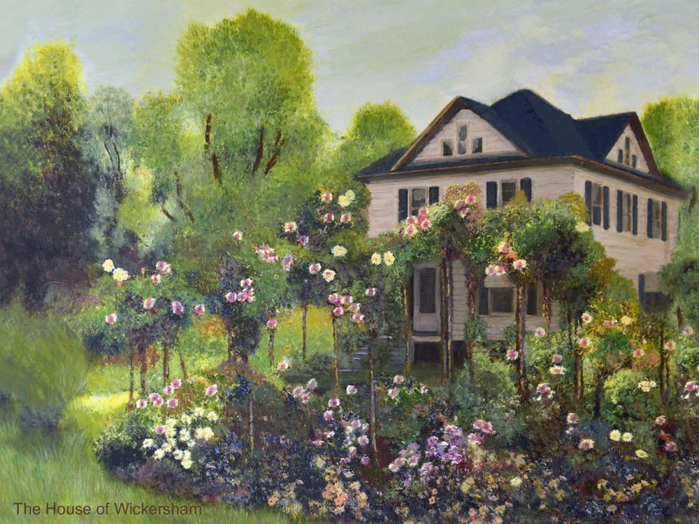 """""""Garden of Laynes""""     #CW052"""