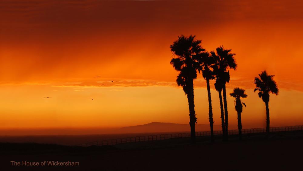 """San Pedro Sunset""     #BW233"