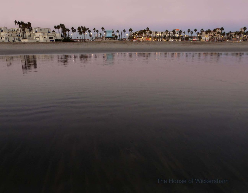 """Violet Surf City""     #AW031"