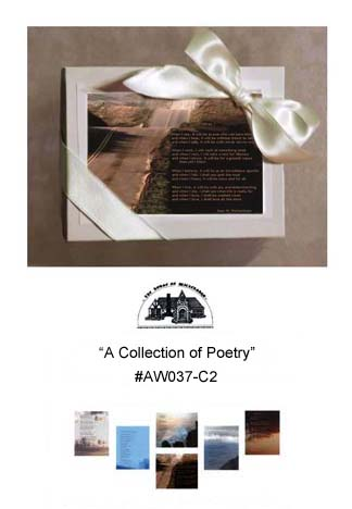 """A Collection of Poetry""     #AW037-C2"