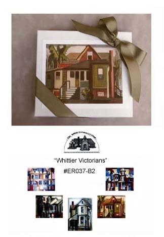 """""""Whittier Victorians""""     #ER037-B2"""