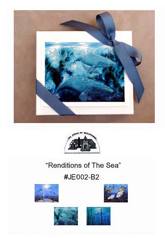 """Renditions of the Sea""     #JE002-B2"