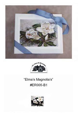 """""""Elma's Magnolias""""     #ER005-B1"""