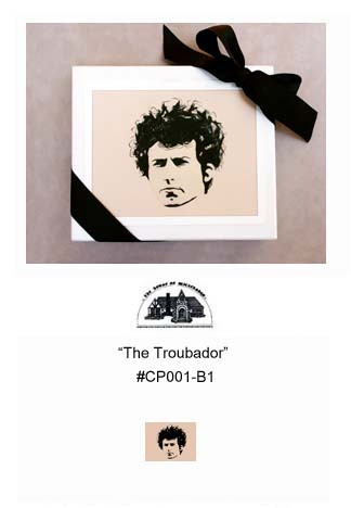 """The Troubador""     #CP001-B1"