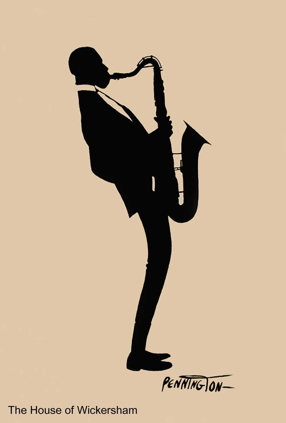 """The Sax Man""     #CP002"