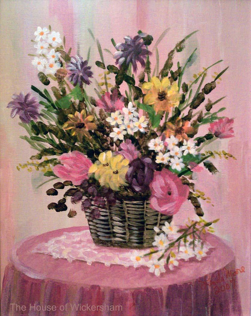 """""""Linda's Bouquet""""     #LM001"""