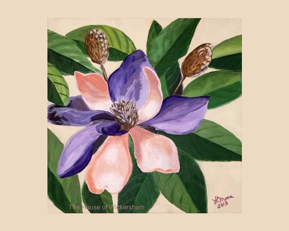 """""""Linda's Magnolia""""     #LM002"""
