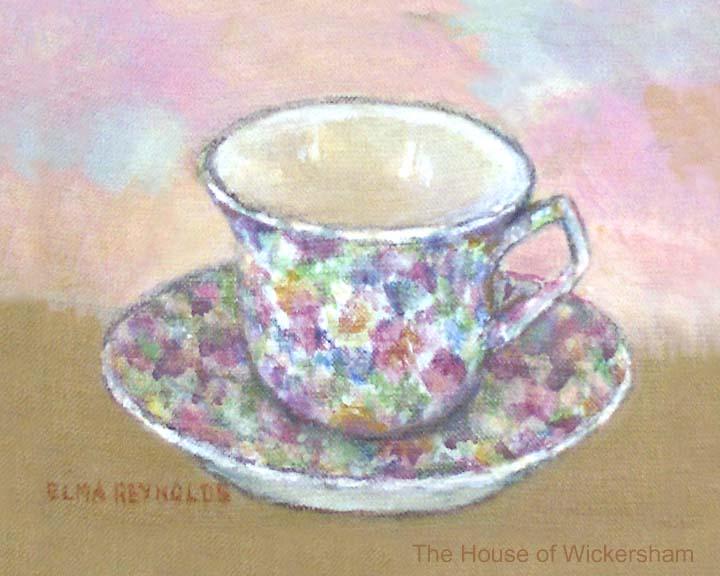 """""""Elma's Tea Cup""""     #ER032"""