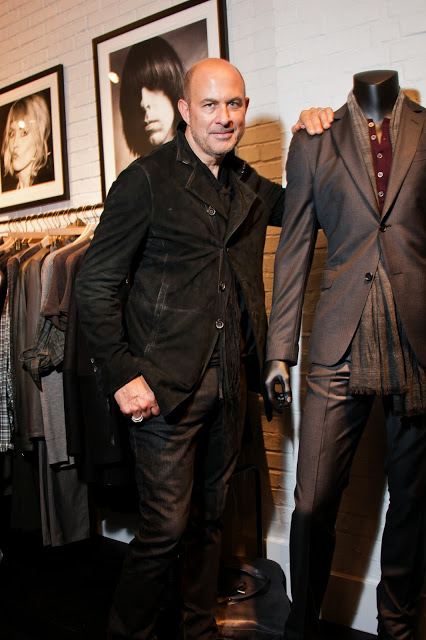 Rock Steady An Interview With Menswear Designer John Varvatos