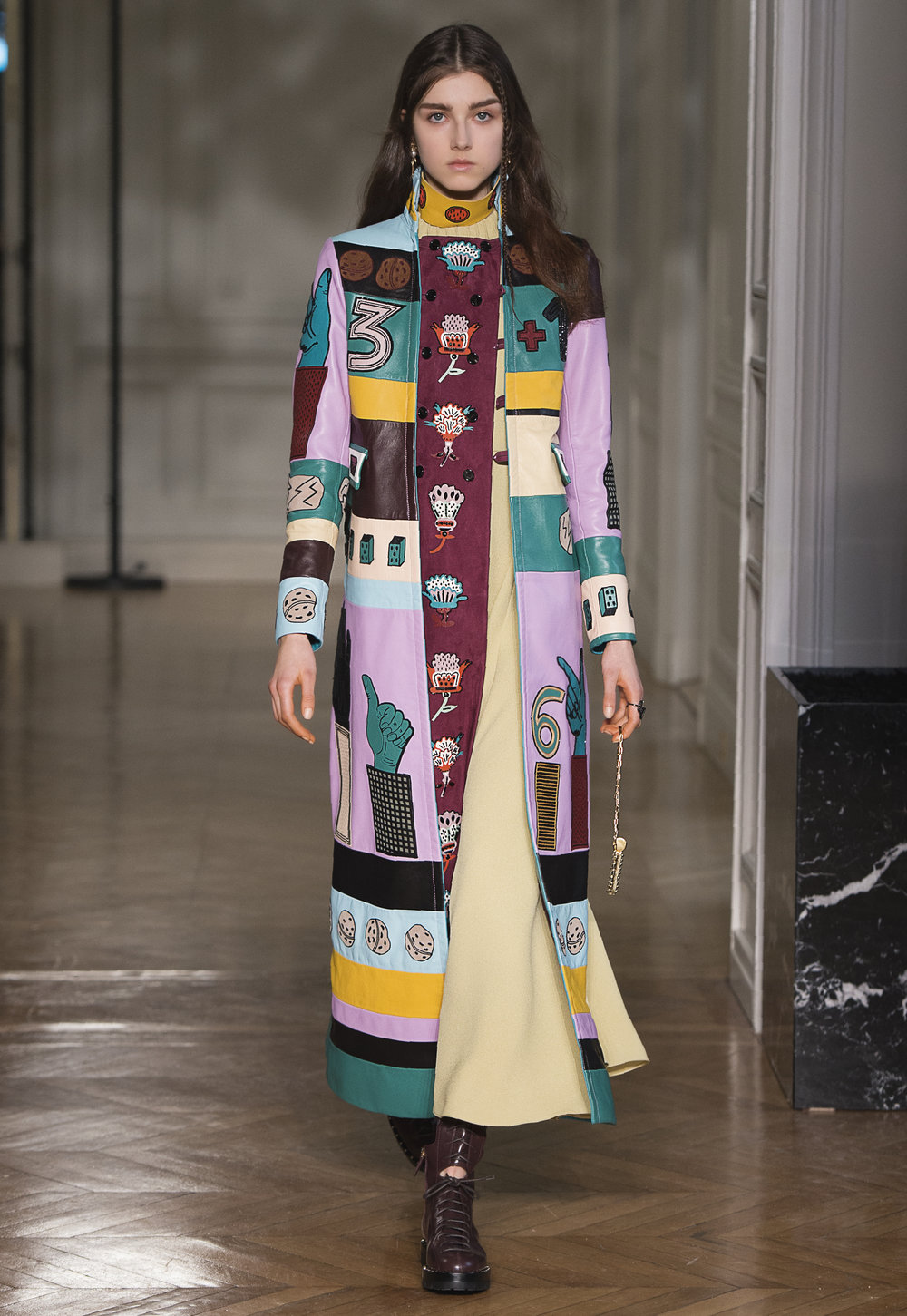 Looks from Valentino AW2017, Courtesy of Valentino