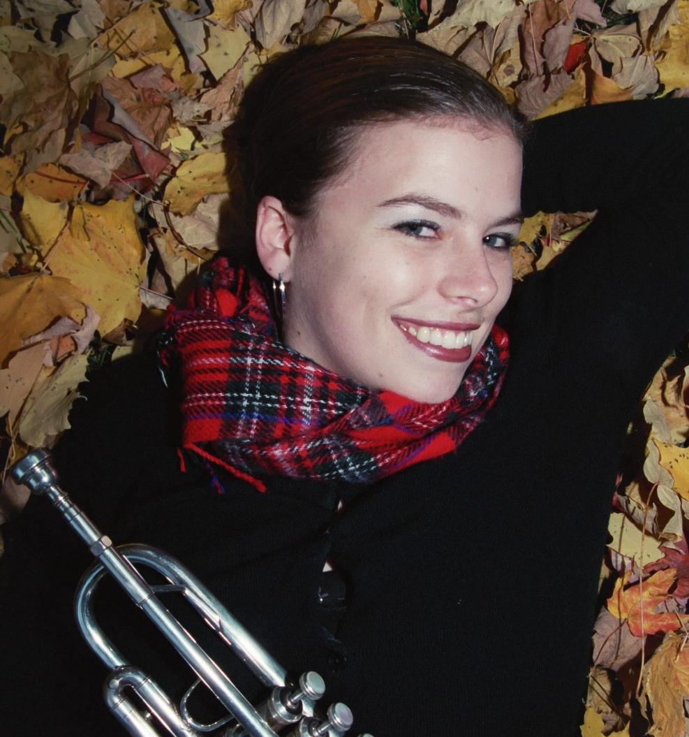 Anita Eccleston Jazz Trumpet