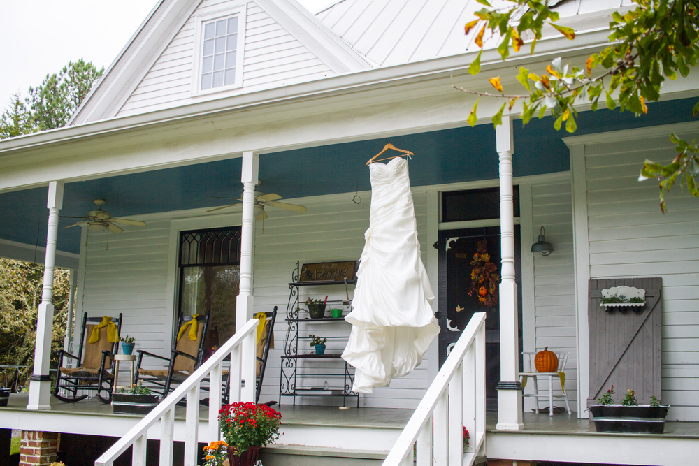 Farmhouse Wedding Dress