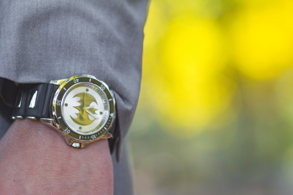 Batman Wedding Watch