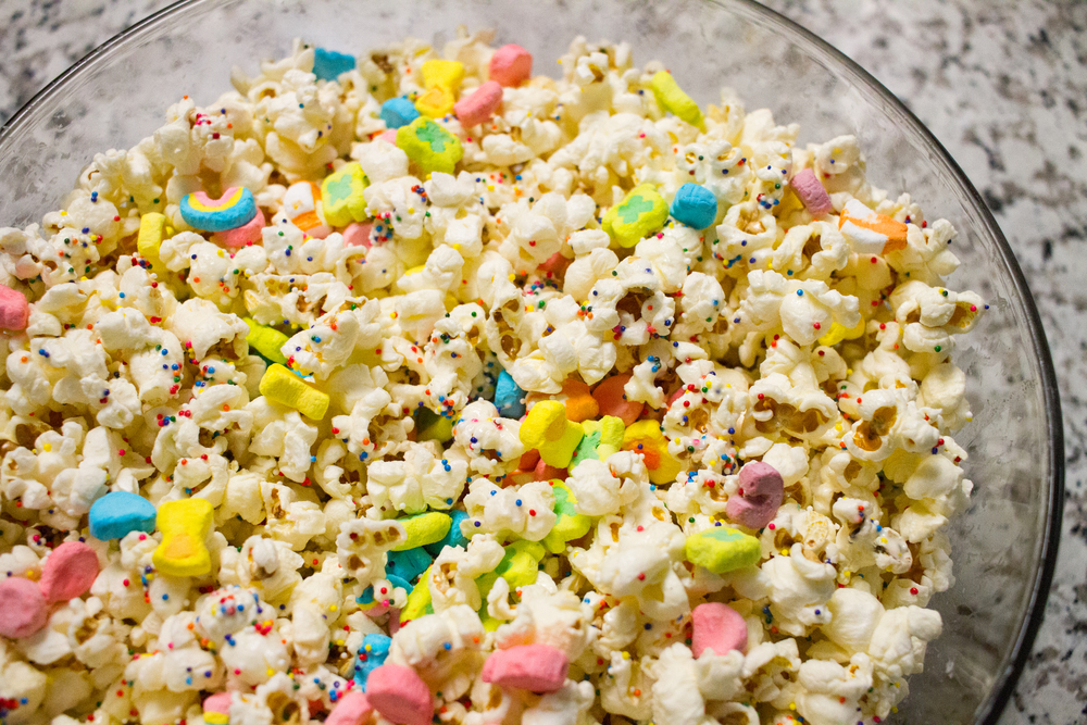 Sweet & Salty Party Popcorn