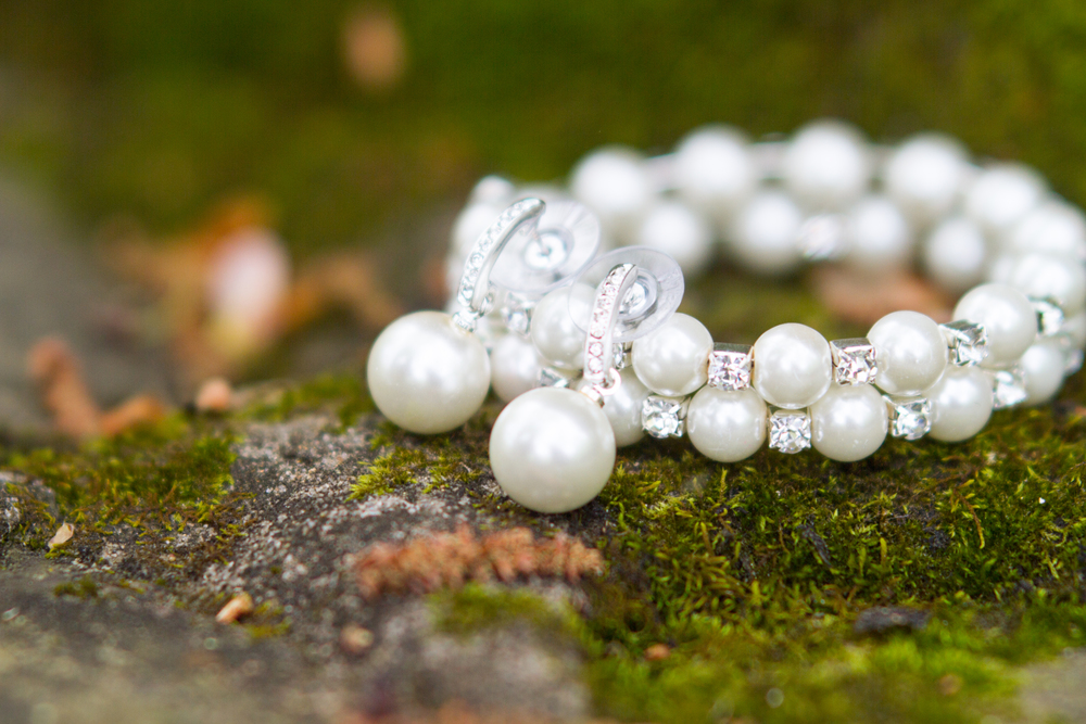 Pearl Wedding Jewelry
