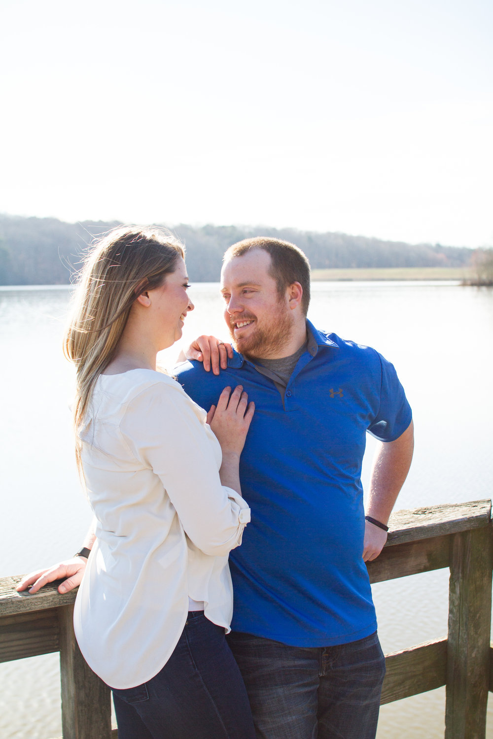 Chelsea + Padraic | Athens, Georgia Engagement | Snapcraft Images