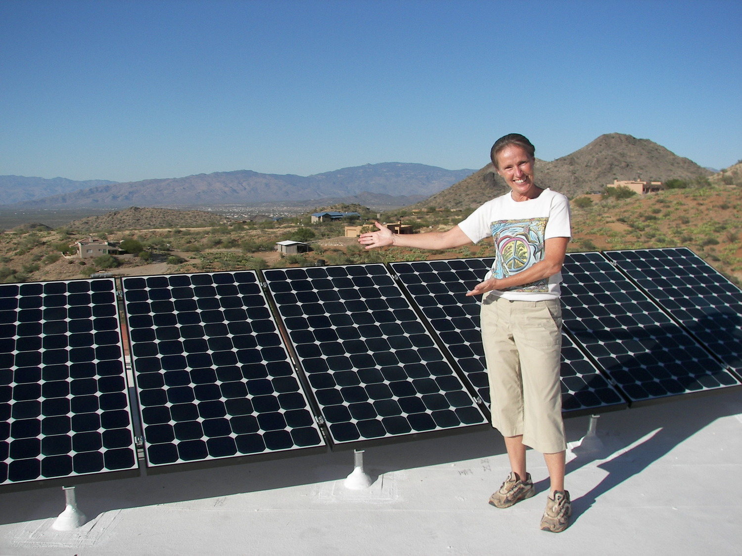 How It Works Technicians For Sustainability Tucson Solar Panel Solarpvdiagramhowitworksjpg