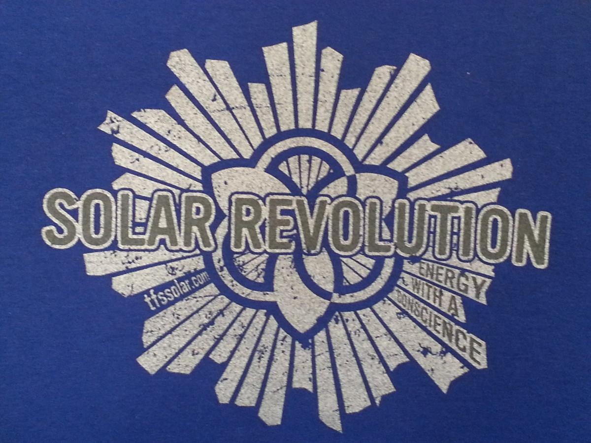 Solar Revolution!
