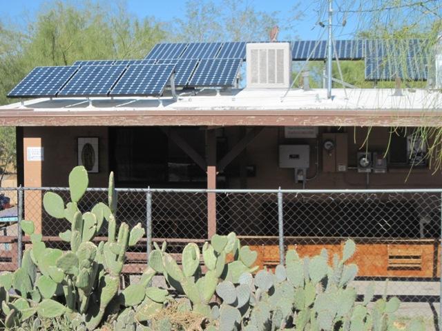 Casa Maria Soup Kitchen's solar system