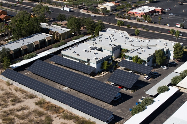 Easter Seals Blake Foundation Solar in Tucson