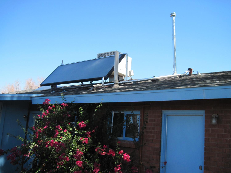 Solar Hot Water — Technicians For Sustainability   Tucson Solar ...