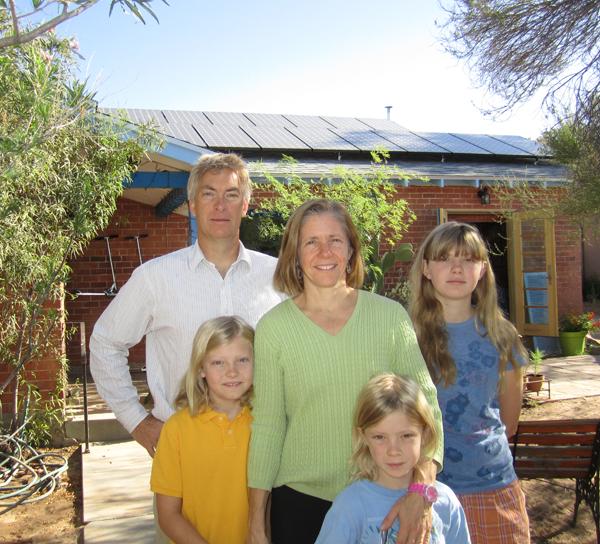 Meet the Trudinger-Smith Family