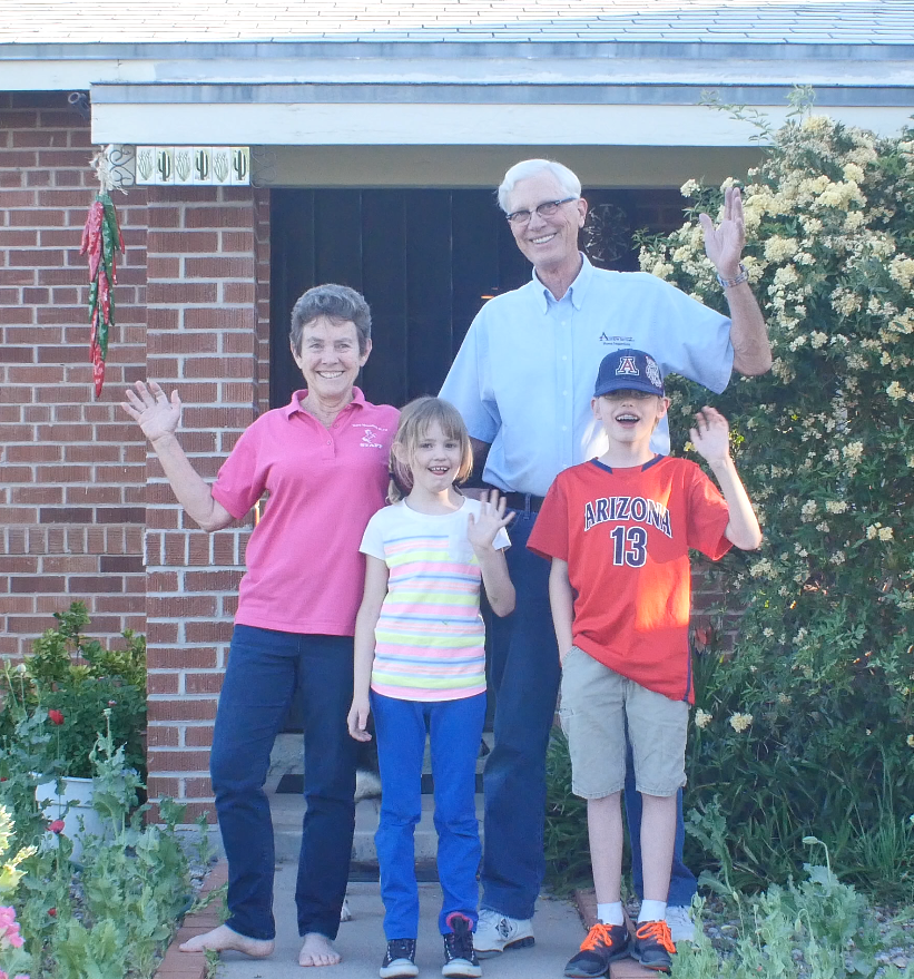 TFS customers George & Laurie made the switch to solar to 'pay off' their electricity.