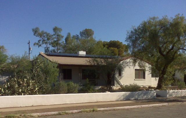 Sam Hughes Residence