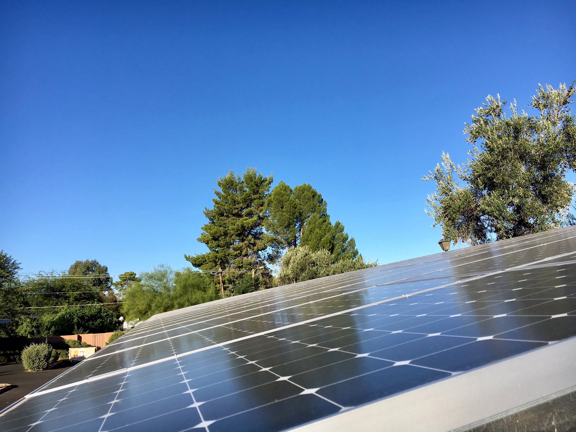 News Technicians For Sustainability Tucson Solar Panel Installation Fair Project Idea Calculation Exercise A Battery Charger The State Of Tep And Trico Customers