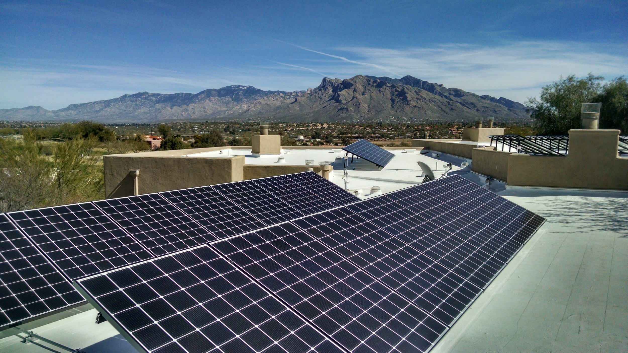 News Technicians For Sustainability Tucson Solar Panel Installation Note On Calculation About No Of Panels Teps New Pricing Plans